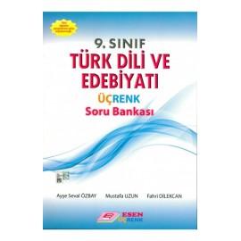 Esen Üçrenk 9. Sınıf Türk Dili ve Edebiyatı Soru Bankası