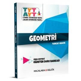Hocalara Geldik TYT AYT Geometri Video Destekli Soru Bankası