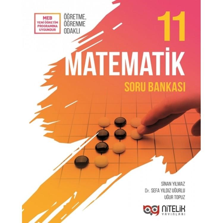 Nitelik Yayınları 11. Sınıf Matematik Soru Bankası