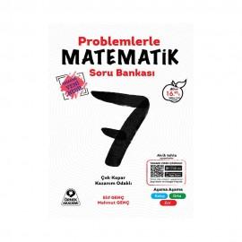 Örnek Akademi 7. Sınıf Problemlerle Matematik Soru Bankası -Yeni Nesil