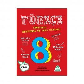 Örnek Akademi 8. Sınıf Türkçe Alıştırma ve Soru Bankası