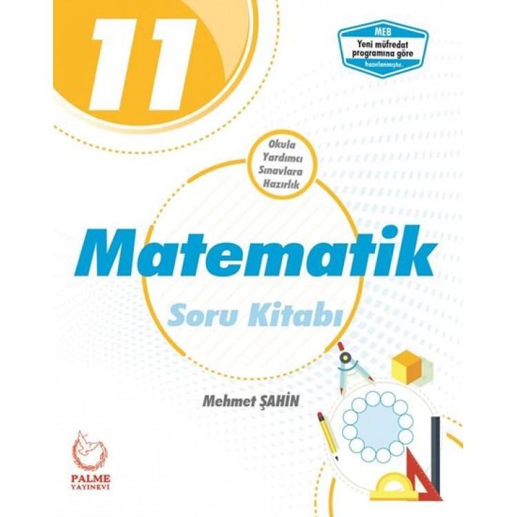 Palme Yayınları 11. Sınıf Matematik Soru Kitabı
