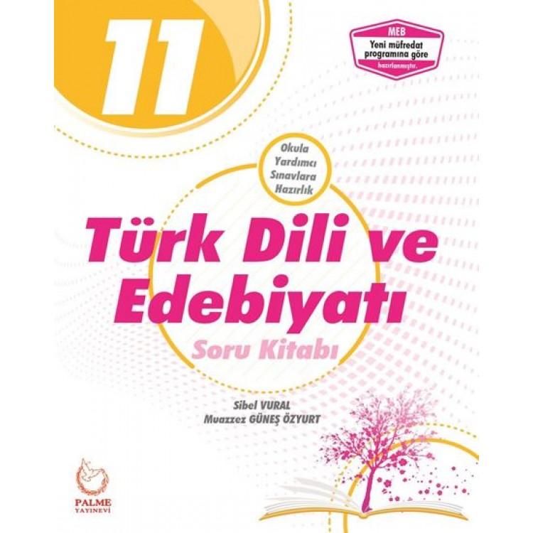 Palme Yayınları 11. Sınıf Türk Dili ve Edebiyatı Soru Kitabı