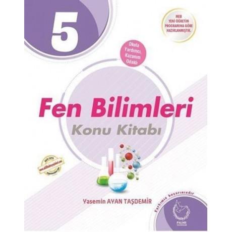 Palme Yayınları 5. Sınıf Fen Bilimleri Konu Kitabı