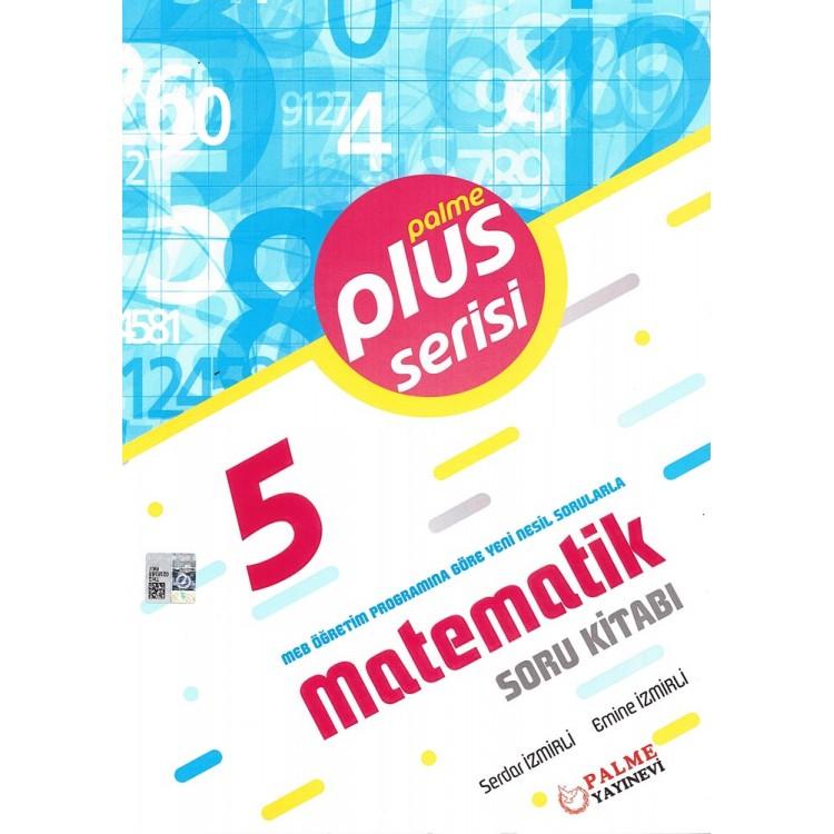Palme Yayınları 5. Sınıf Plus Serisi Matematik Soru Kitabı