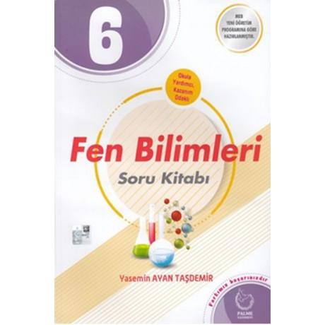 Palme Yayınları 6. Sınıf Fen Bilimleri Soru Kitabı