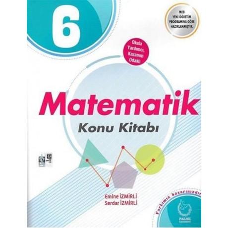 Palme Yayınları 6. Sınıf Matematik Konu Kitabı