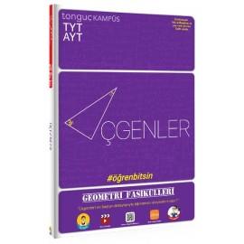 Tonguç TYT AYT Geometri Fasikülleri - Üçgenler