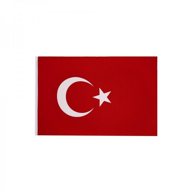 Buket Türk Bayrağı Polyester Kumaş 100x150 cm