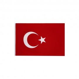 Buket Türk Bayrağı Polyester Kumaş 120x180 cm