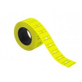 Kraf Motex Fiyat Etiketi Rulo 12x21mm Sarı