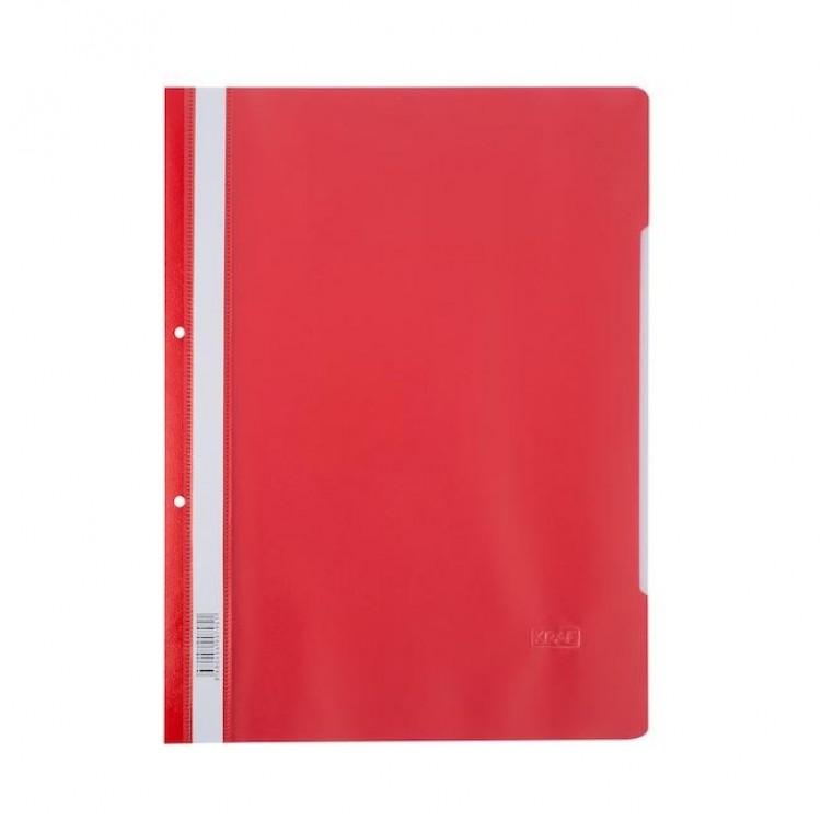 Kraf Telli Dosya Kırmızı